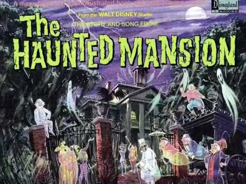 The Haunted Mansion Story! - Disneyland - 1969