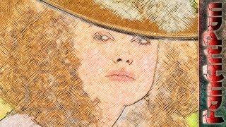 УРОКИ ФОТОШОПА. Как сделать карандашный рисунок из фото. Способ 2.(УРОКИ ФОТОШОП. Как сделать карандашный рисунок из фотографии. Способ 2. Теперь рисунки в фотошопе сможет..., 2013-10-22T15:24:51.000Z)