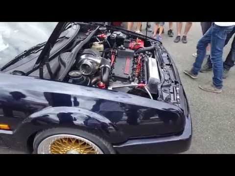 580hp corrado vr6 turbo sound