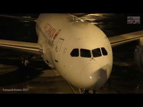 Flight Report AIR CANADA Boeing 787-8 C-GHQY GRU to YYZ