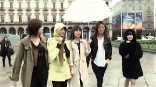 t ara -holiday (vacantion in europe). FMV mp4 Mp3