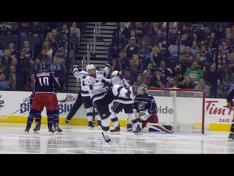 10/21/17 Condensed Game: Kings @ Blue Jackets