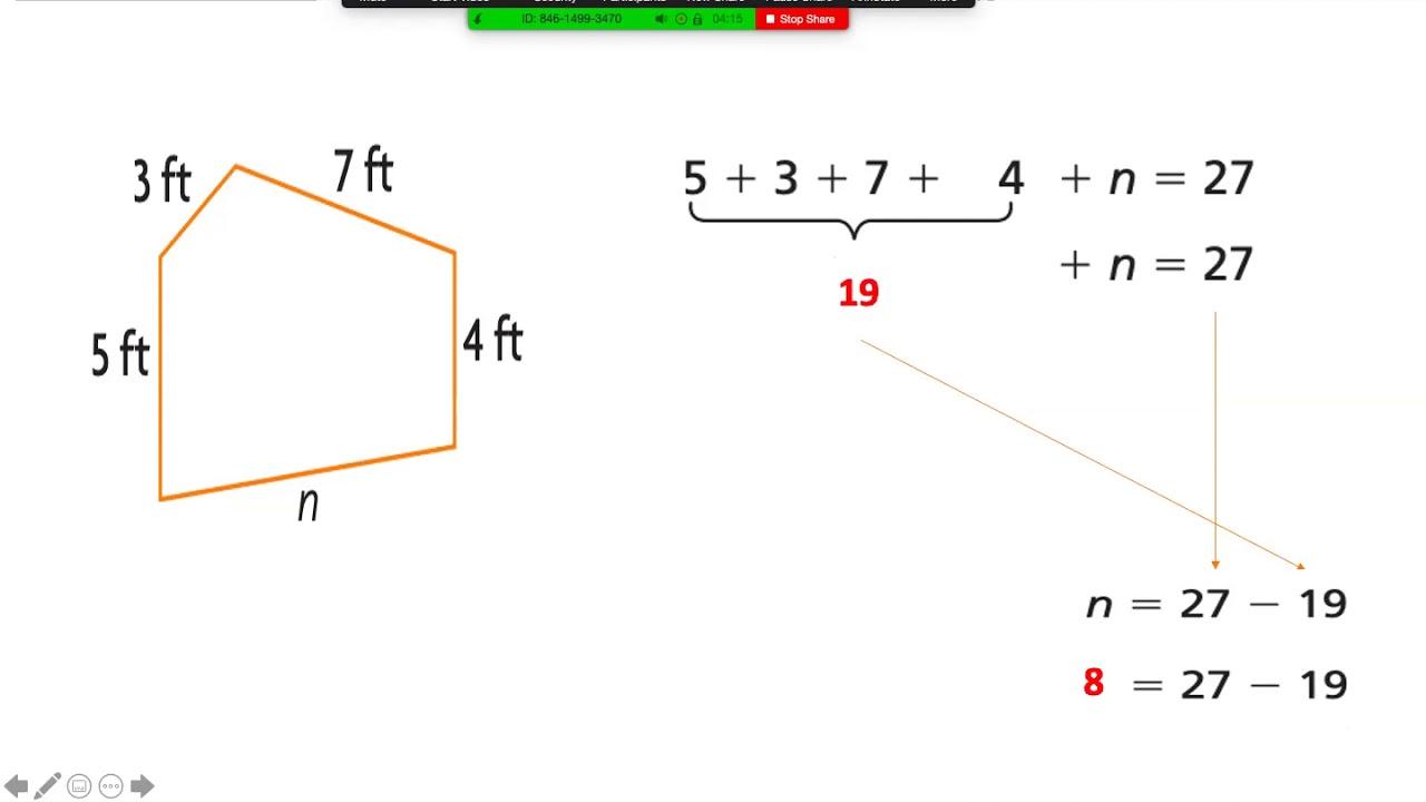 Grade 3 Go Math! lesson 11.3 - YouTube