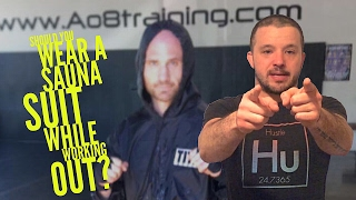 Should You Wear A Sauna Suit While Working Out? | #AskMikeTheCaveman Part 303