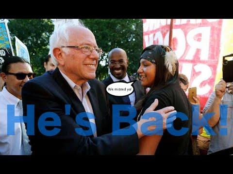 """The """"Old"""" Bernie Sanders We Love is Back!"""
