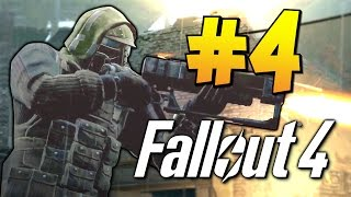 Прохождение Fallout 4 - Зачистка Метро 4 60 FPS