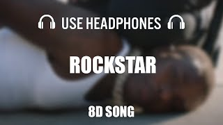 DaBaby - ROCKSTAR (Live From The BET Awards/2020) ft. Roddy Ricch | 8D AUDIO