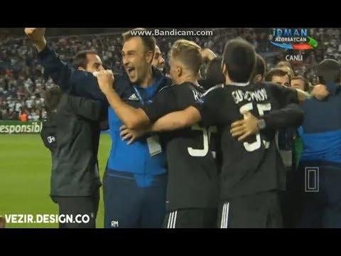 Qurban Qurbanov . Qarabağ FK . Карабах прошёл в Групповой  этап Лиги Чемпионов !