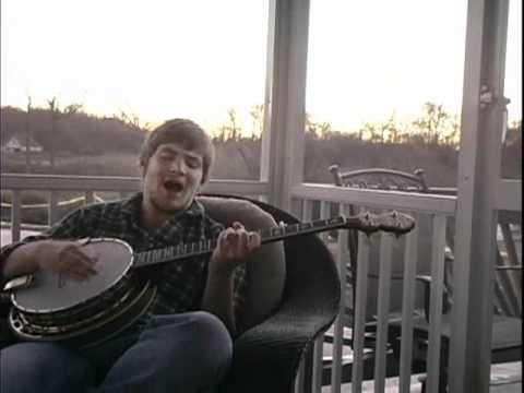 Skinny Love  Bon Iver  banjo