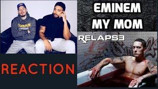 Eminem - My Mom REACTION
