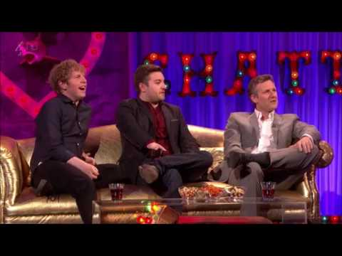 Adam Hills, Josh Widdicombe & Alex Brooker on Alan Carr Chatty Man (May 2015)