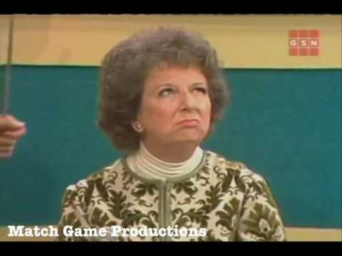 Match Game 76 Episode 847 Open Up