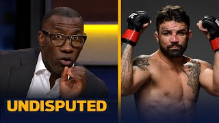 Skip & Shannon React To UFC Fighter Mike Perry Using Racial Slurs In Texas Skirmish | UNDISPUTED