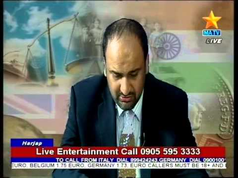 Harjap Bhangal Legal Solutions Full Show 20130419 1900 - MATV National_00