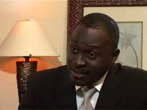 Sir Quett Masire (3), Ex-President of Botswana