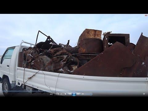 Покупка грузовика TOYOTA TOYOACE 4X4! Обрезаем кабину!