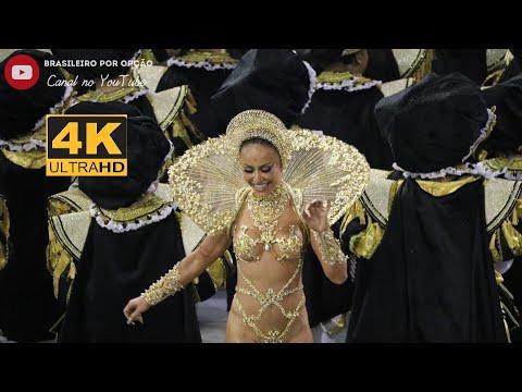 Sabrina Sato 2020 - Desfile Oficial Gaviões- 4K