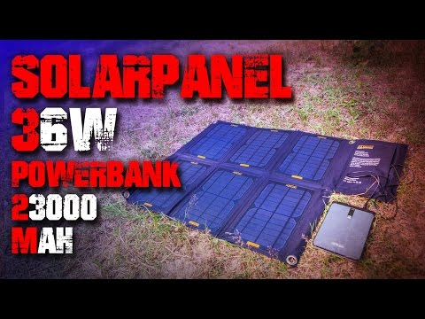 xtpower-solarpanel-36w-&-powerbank-23.000-mah---review-test-outdoortest-(deutsch/german)