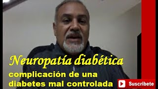Diabetes? neuropatía ¿Puedes contraer periférica sin