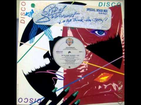 "Rod Stewart - Da Ya Think I'm Sexy 12"" Special Disco Mix Extended Maxi Version"