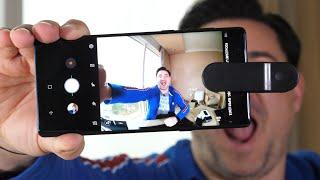 Cum faci poze Super Wide cu telefonul - [UNBOXING & REVIEW]