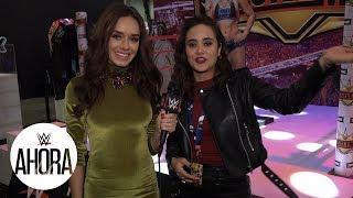 Lo que se viene en SmackDown LIVE con Andrea Fiorenzano: WWE Ahora, Marzo 19, 2019