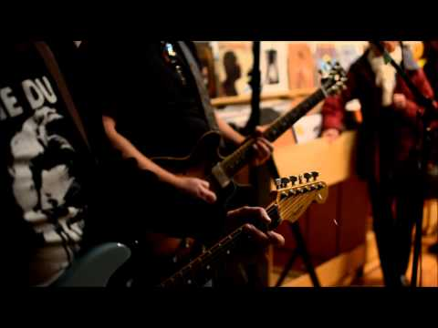 Blood Earth Blue - Imitation live at The Record Centre