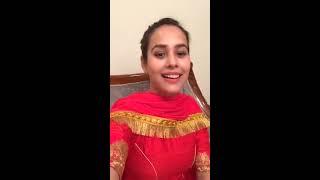 Sunanda Sharma | First Live | Jatt Yamla | New Punjabi Song | Must Watch | 2016