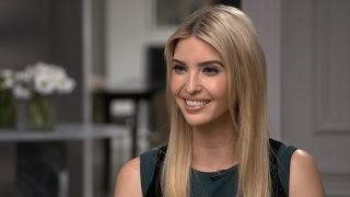 Ivanka Trump on business conflicts, Jared Kushner