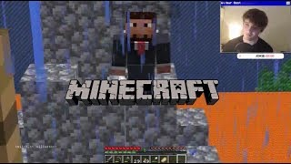 WilburSoot VODS: Minecraft, but Lava Rises Every Minute w/ jschlatt