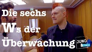 Repeat youtube video Die sechs Ws der Überwachung mit Sascha Lobo