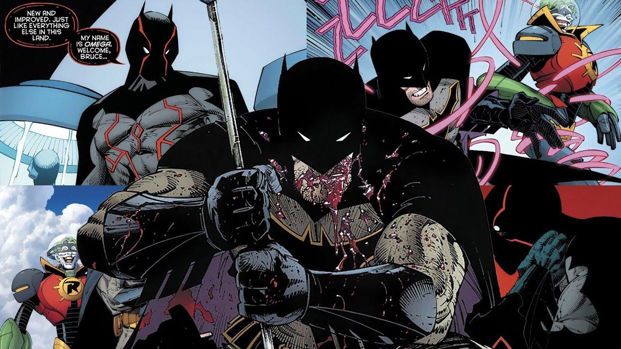 Image result for omega batman