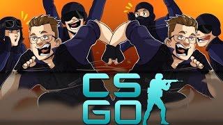 RAP BATTLES, FATAL ERRORS & STUPID IMPRESSIONS!! - CSGO Strat Roulette! (CS:GO Funny Moments)