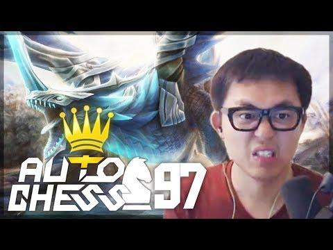 Dragons + TB = Happy Amaz   Auto Chess 97