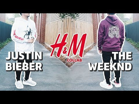 Justin Bieber vs The Weeknd H&M Collab Bahasa Indonesia