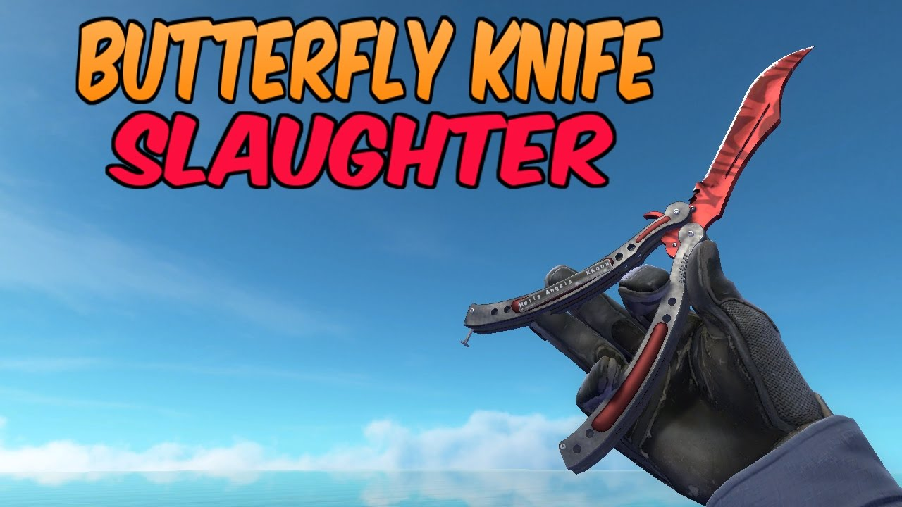 butterfly slaughter fn