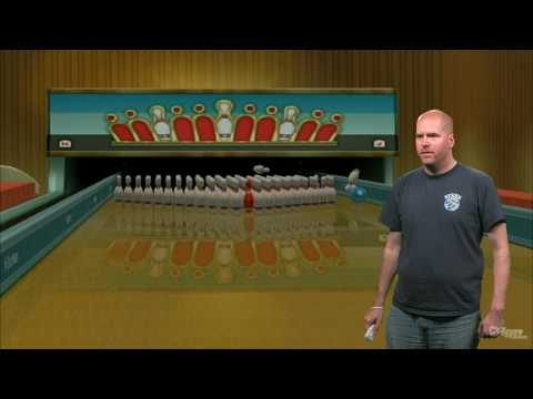 Wii Sports Resort: Bowling 1:1 Demo