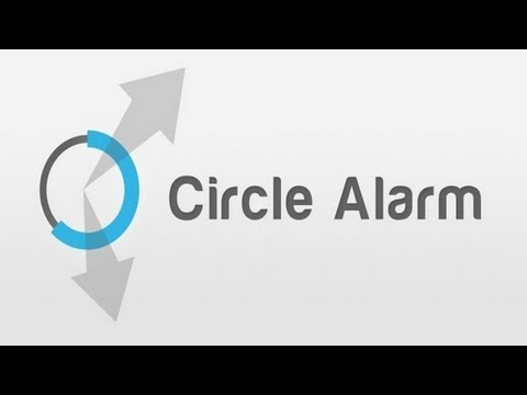 Circle Alarm Android App Review - Best Alarm App For Android