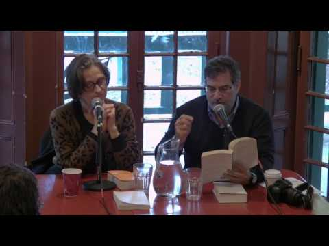 "Lydia Davis & Al Filreis discuss Davis's ""In the Train Station"""