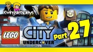 Lego city undercover - Walkthrough Part 27 Smash n Grab