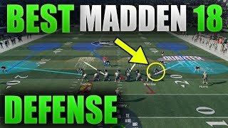 Video MOST DOMINANT MADDEN 18 DEFENSE | KILL THE RUN AND THE PASS | Madden 18 Best Defensive Play download MP3, 3GP, MP4, WEBM, AVI, FLV Januari 2018