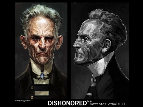 Dishonored: The Knife Of Dunwall - Death Of Barrister Timsh [1080p]
