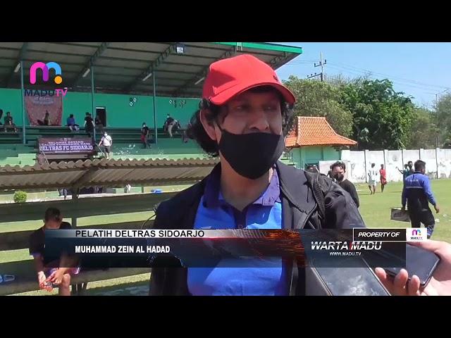 Sidoarjo - Deltras Sidoarjo Seleksi 50 Orang Untuk Jadi Pemain