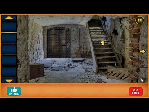 Escape Game Deserted Building
