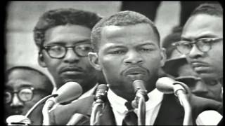 Rep  John Lewis' Speech at March on Washington