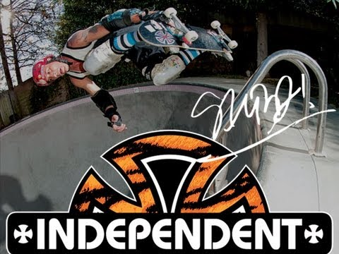 Independent Trucks Steve Alba Behind the Ad