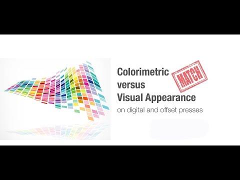 Alwan Color Webinar Series: COLORIMETRIC versus VISUAL APPEARANCE