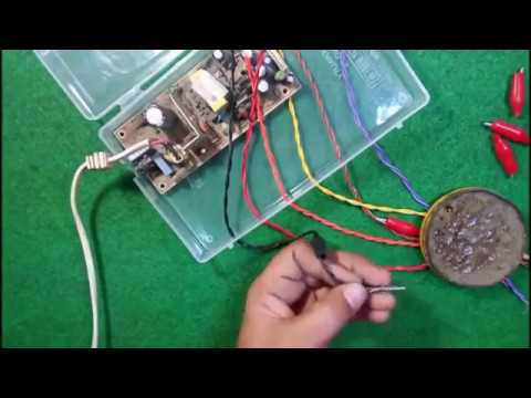 How to hack digital satellite box for multi power supply IN ENGLISH