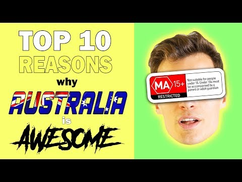 TOP 10 Reasons Australia is Awesome