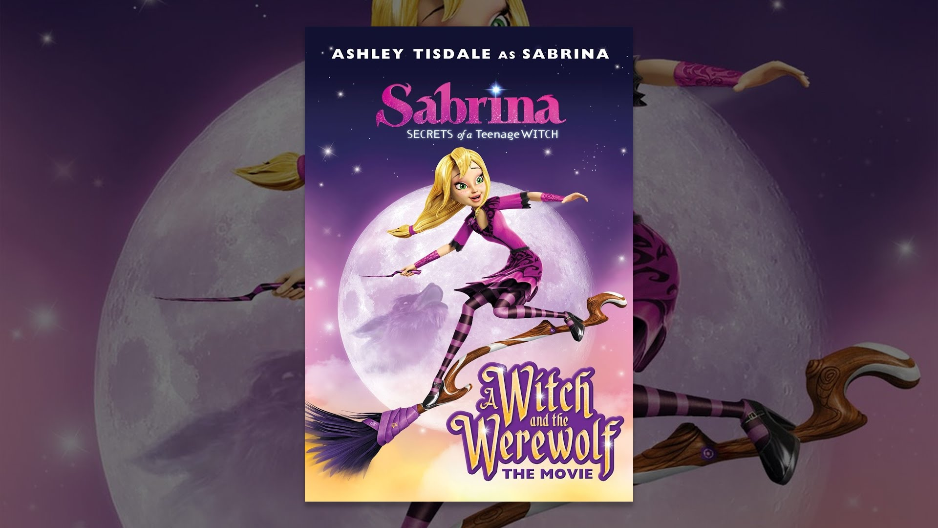 Sabrina: A Witch and The Werewolf